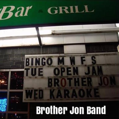 Brother Jon Band Cover