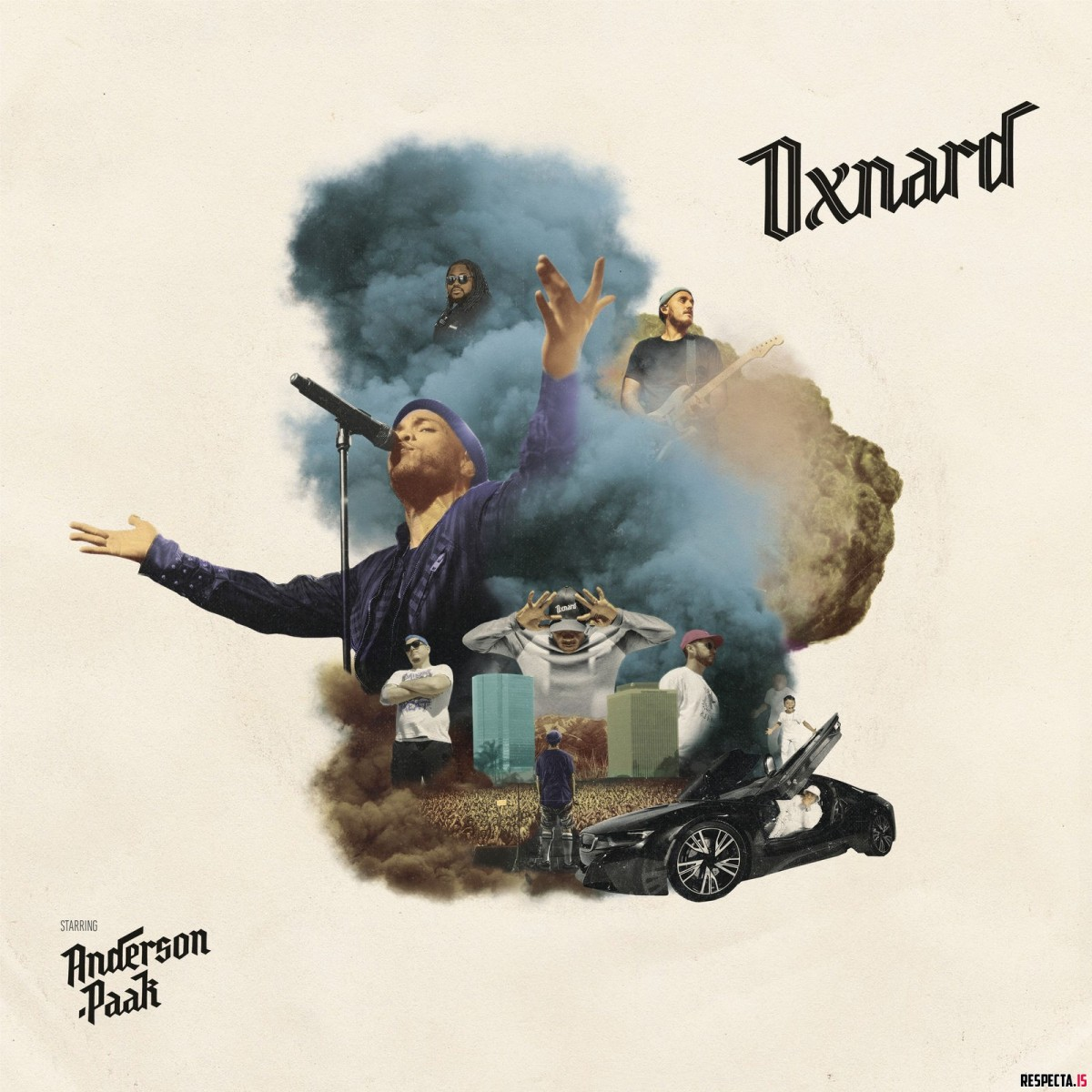 Anderson .Paak - Oxnard (Album Review)